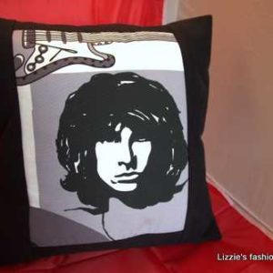 Front of cushion