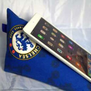 Chelsea tablet cushion side view
